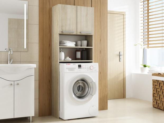 Waschmaschinenschrank hoch waschmaschinenumbauschrank sellin