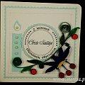 kartka #kaszubska #chrzest #dla chłopca