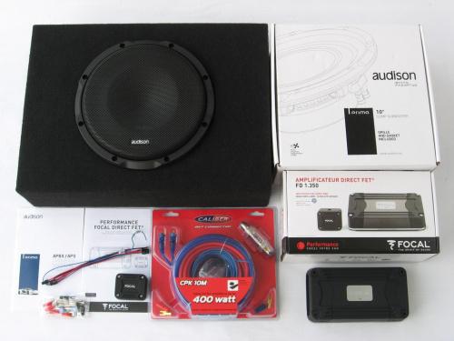 audison vs focal speakers